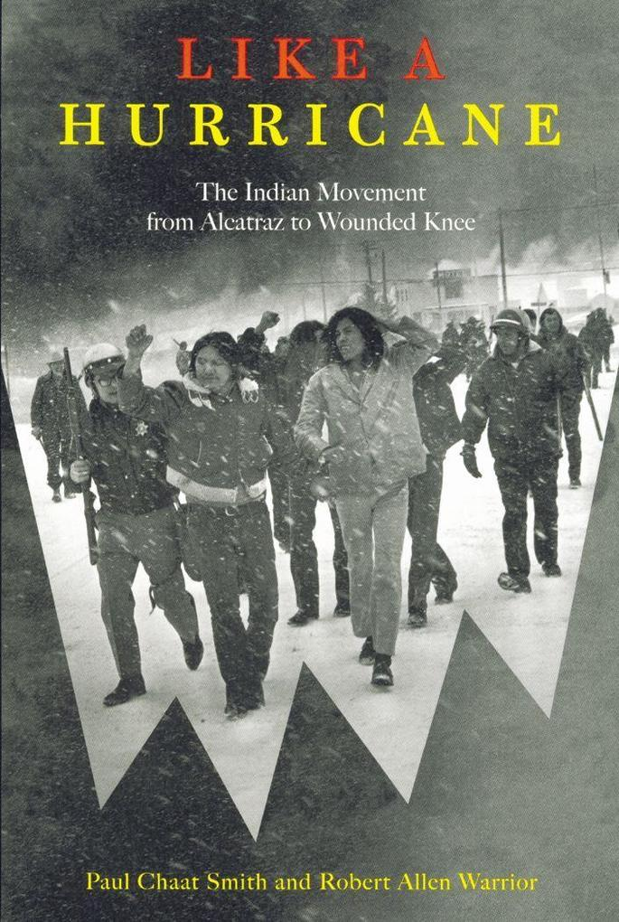 Like a Hurricane: The Indian Movement from Alcatraz to Wounded Knee als Taschenbuch