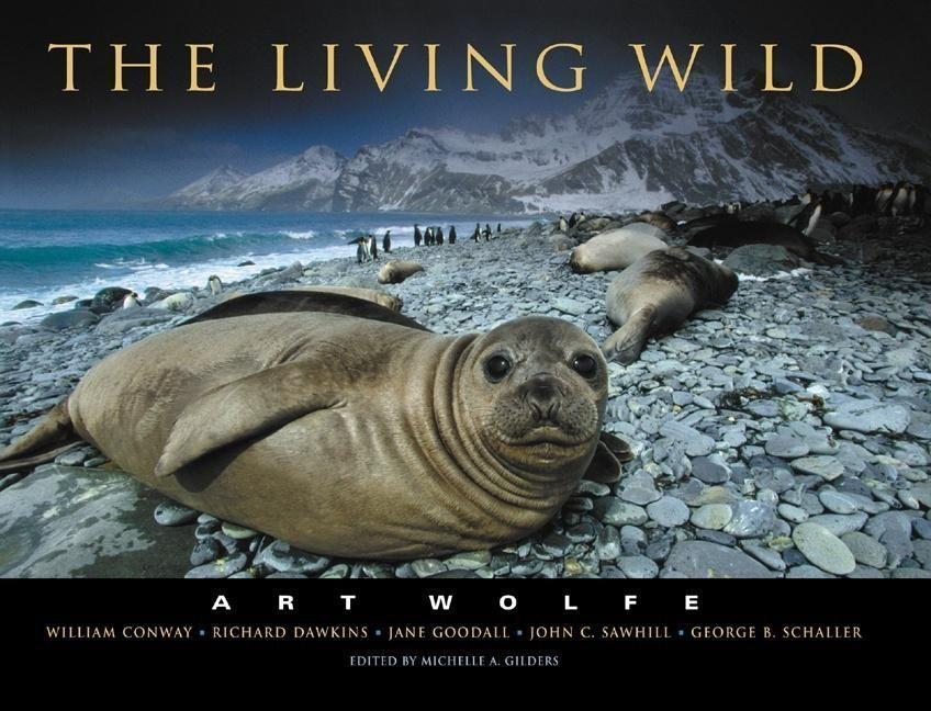 The Living Wild als Buch (gebunden)