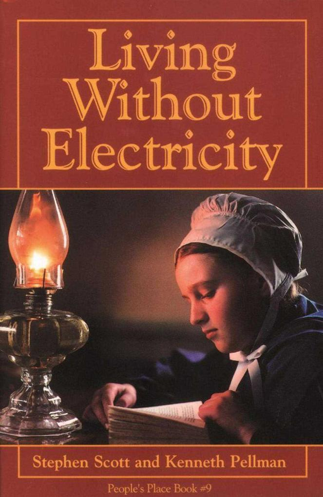 Living Without Electricity: People's Place Book No. 9 als Taschenbuch