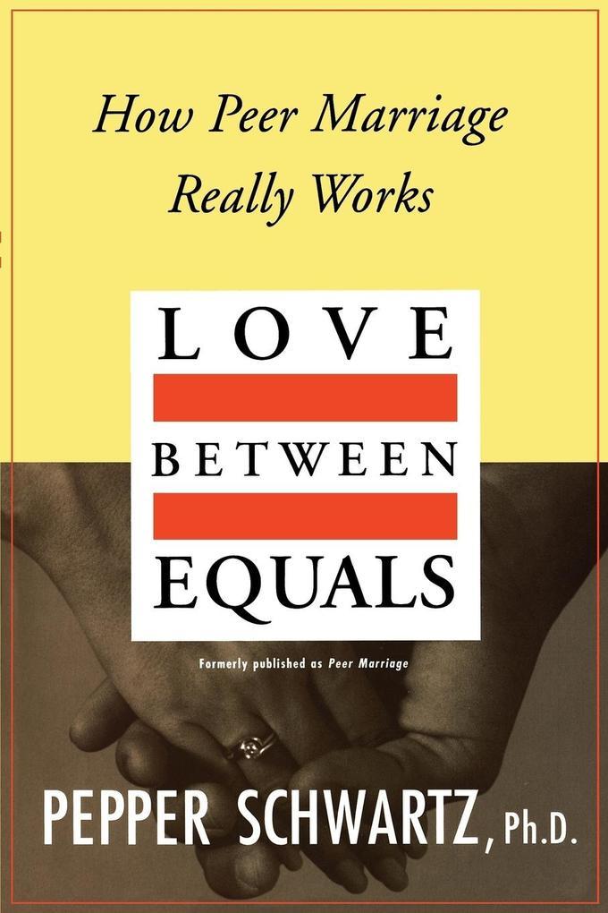 Love Between Equals als Taschenbuch