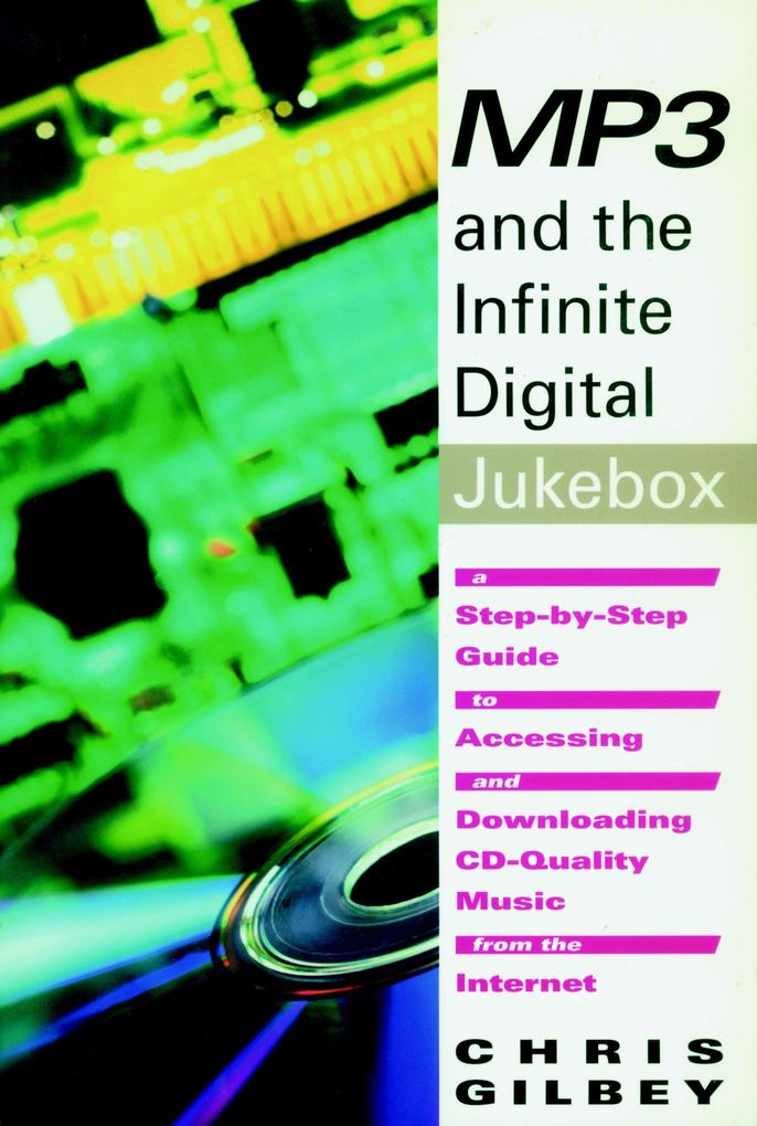 Mp3 And The Infinite Digital Jukebox als Taschenbuch