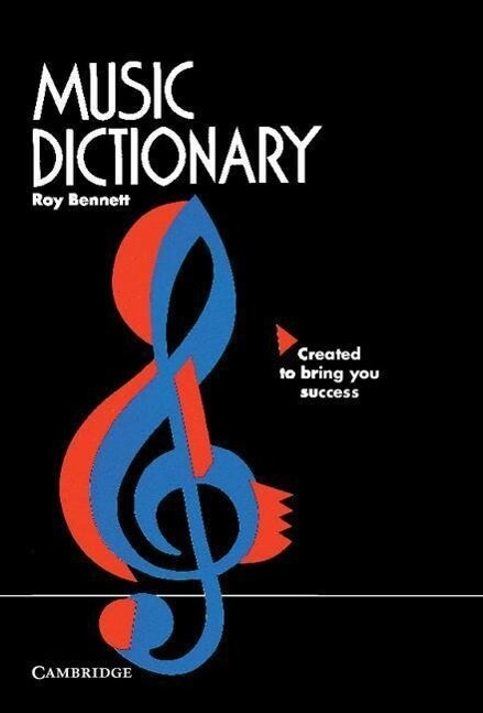 Music Dictionary als Buch