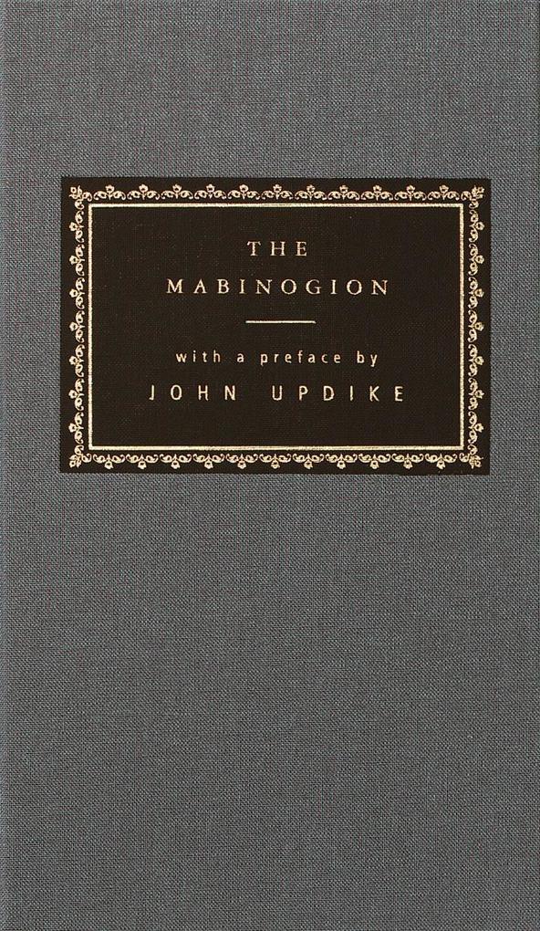 The Mabinogion als Buch
