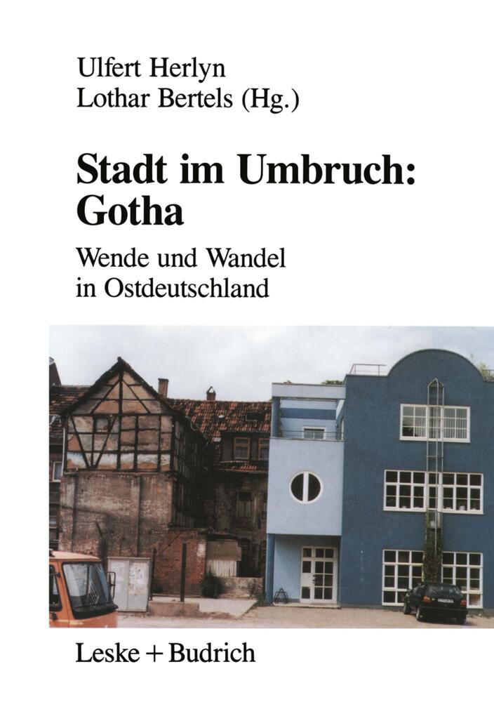Stadt im Umbruch: Gotha als Buch von