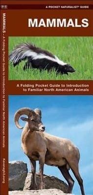 Mammals: An Introduction to Familiar North American Species als Sonstiger Artikel