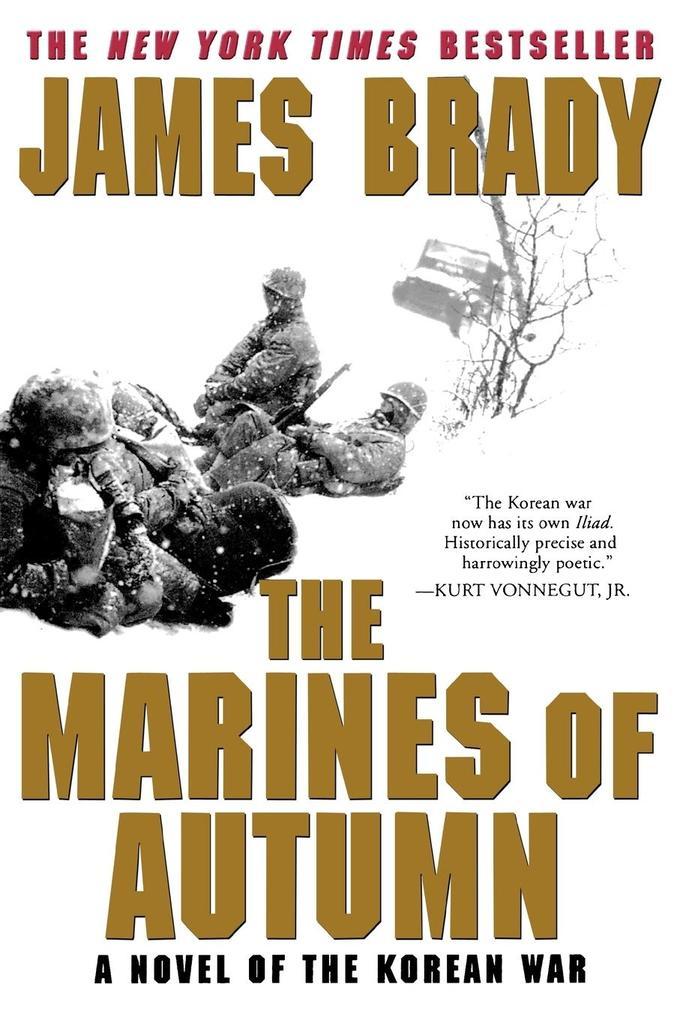 The Marines of Autumn als Taschenbuch