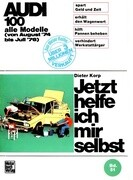 Audi 100 alle Modelle von Aug.74 bis Juli 76