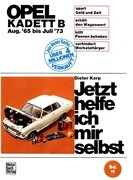 Opel Kadett B - ab August '65