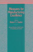 Measures for Manufacturing Excellence als Buch (gebunden)