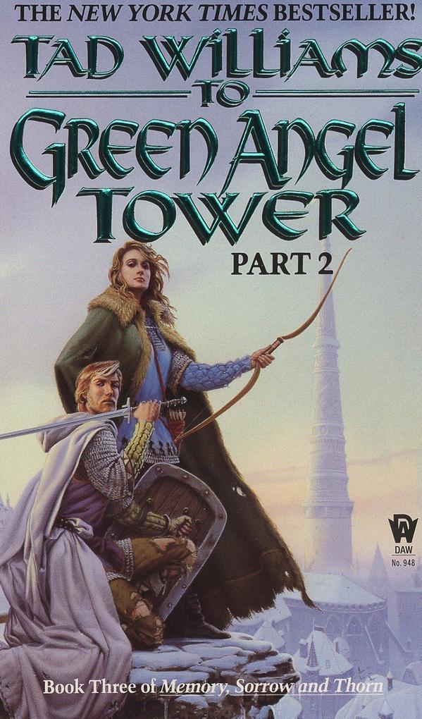 To Green Angel Tower: Part 2 als Taschenbuch