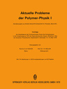 Aktuelle Probleme der Polymer-Physik 1