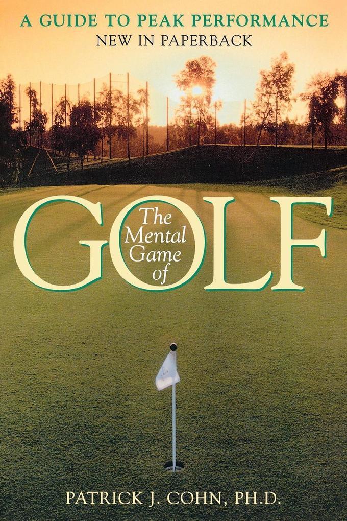 Mental Game of Golf als Taschenbuch