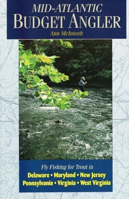Mid-Atlantic Budget Angler als Taschenbuch
