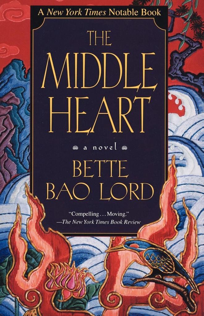 The Middle Heart als Taschenbuch