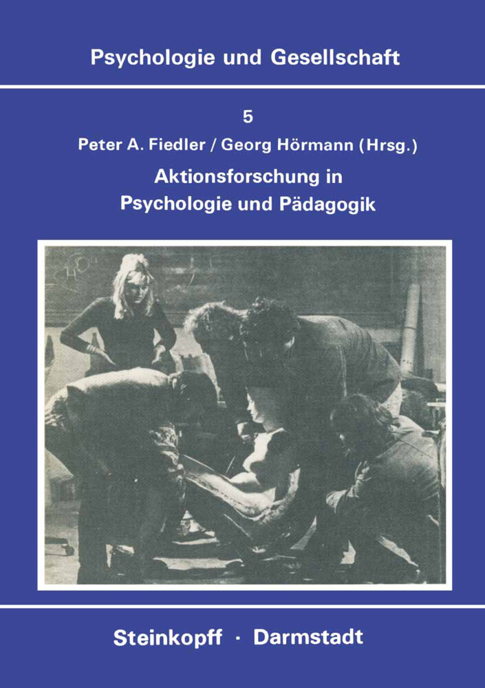 Aktionsforschung in Psychologie und Pädagogik a...
