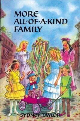 More All-Of-A-Kind Family als Hörbuch CD