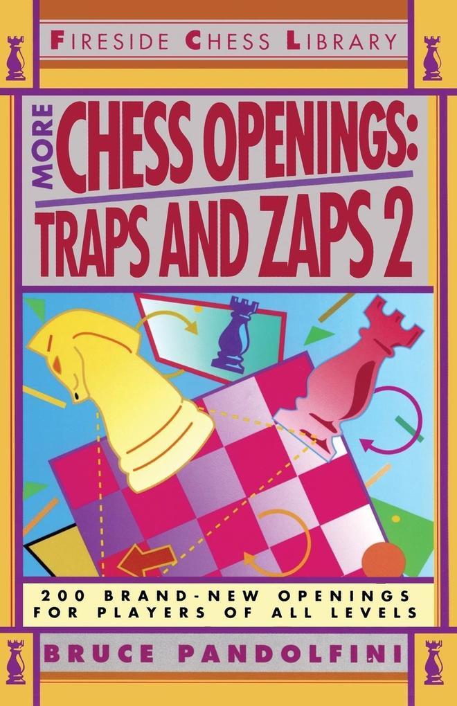 More Chess Openings als Taschenbuch von Bruce P...