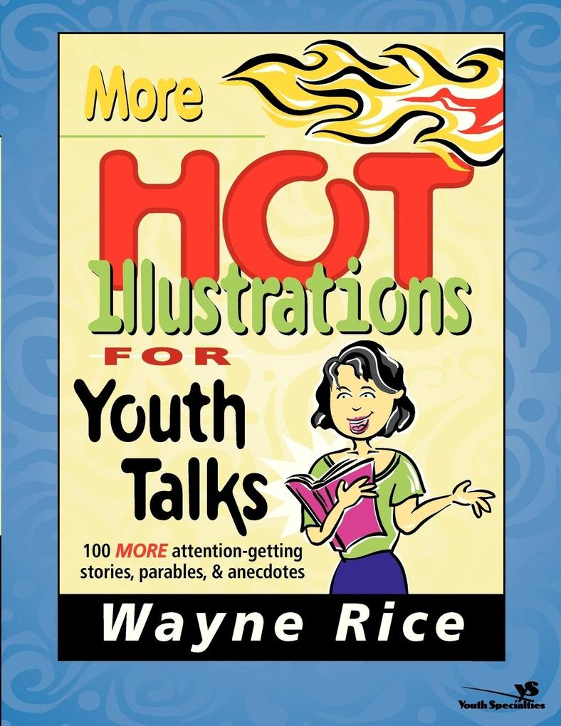 More Hot Illustrations for Youth Talks als Taschenbuch