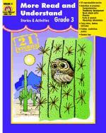 More Read & Understand, Grade 3 als Taschenbuch
