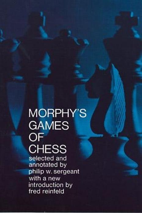 Morphy's Games of Chess als Taschenbuch