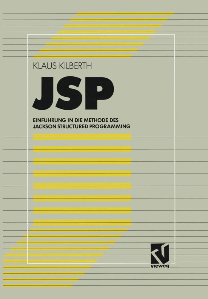 JSP als Buch von Klaus Kilberth