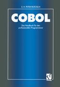 COBOL - Das Handbuch für den professionellen Programmierer