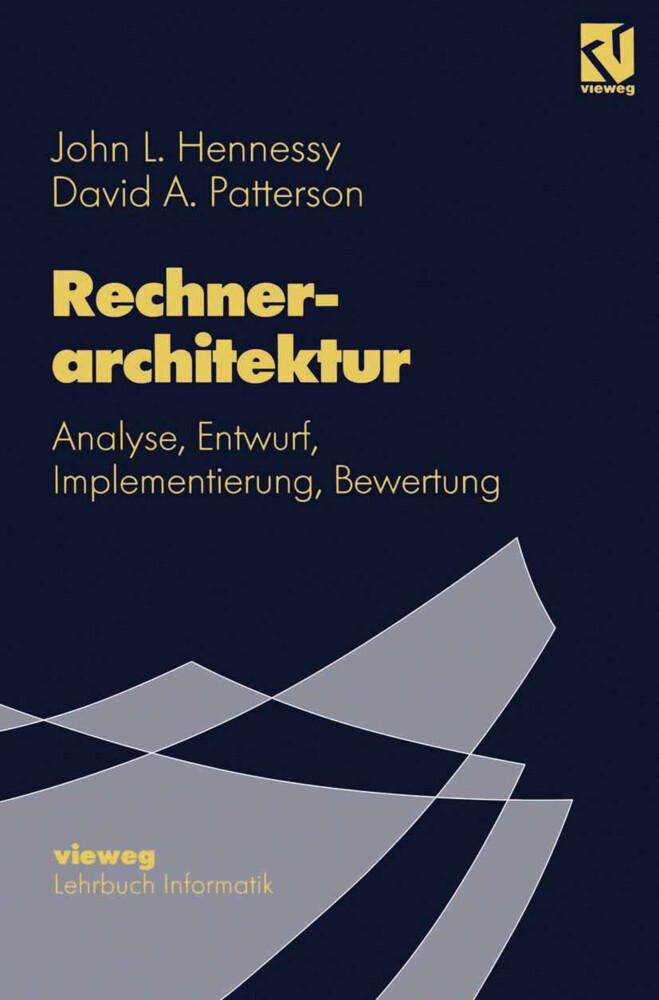 Rechnerarchitektur als Buch von John L. Henness...
