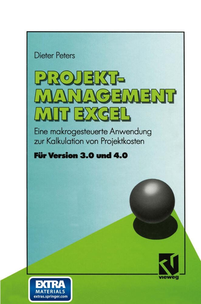 Projekt-Management mit Excel als Buch von Diete...