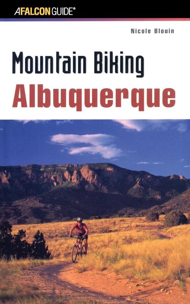 MOUNTAIN BIKING ALBUQUERQUE  PB als Taschenbuch