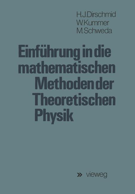 Einführung in die mathematischen Methoden der T...
