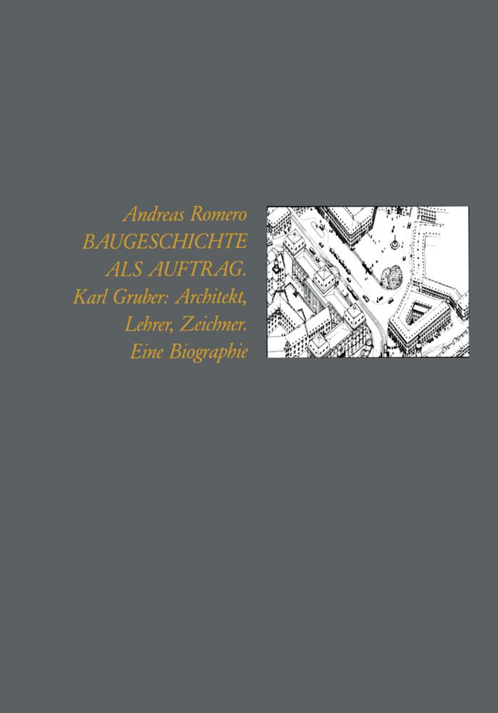 Baugeschichte als Auftrag als Buch von Andreas ...
