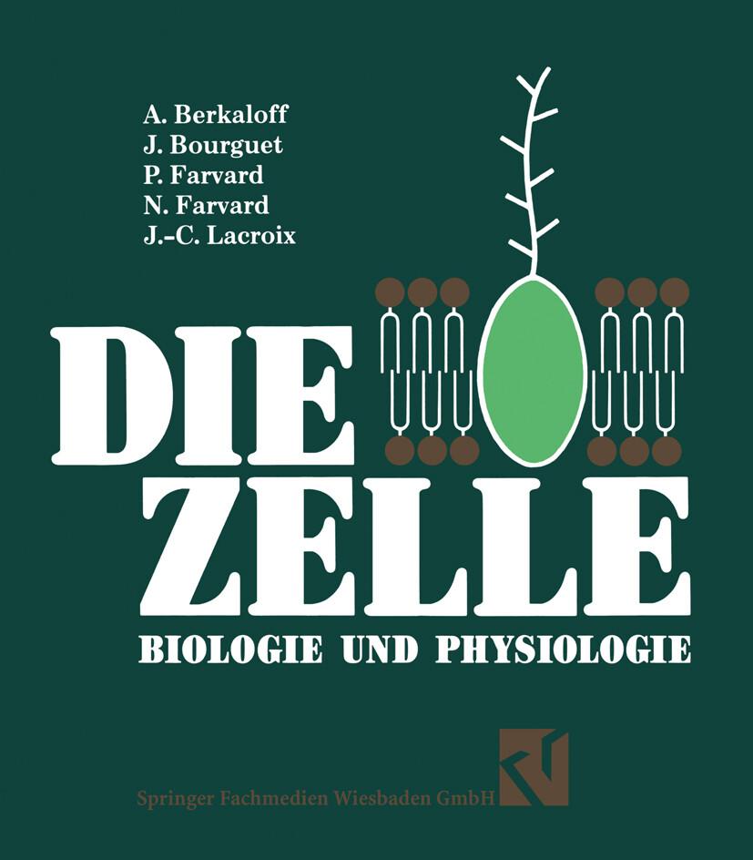 Die Zelle als Buch von Andre Berkaloff