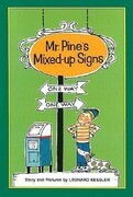 Mr. Pine's Mixed-Up Signs