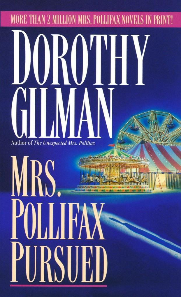 Mrs. Pollifax Pursued als Taschenbuch