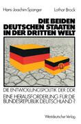 Die beiden deutschen Staaten in der Dritten Welt
