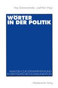Wörter in der Politik