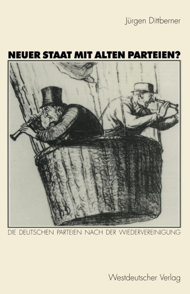 Neuer Staat mit alten Parteien? als Buch von Jü...