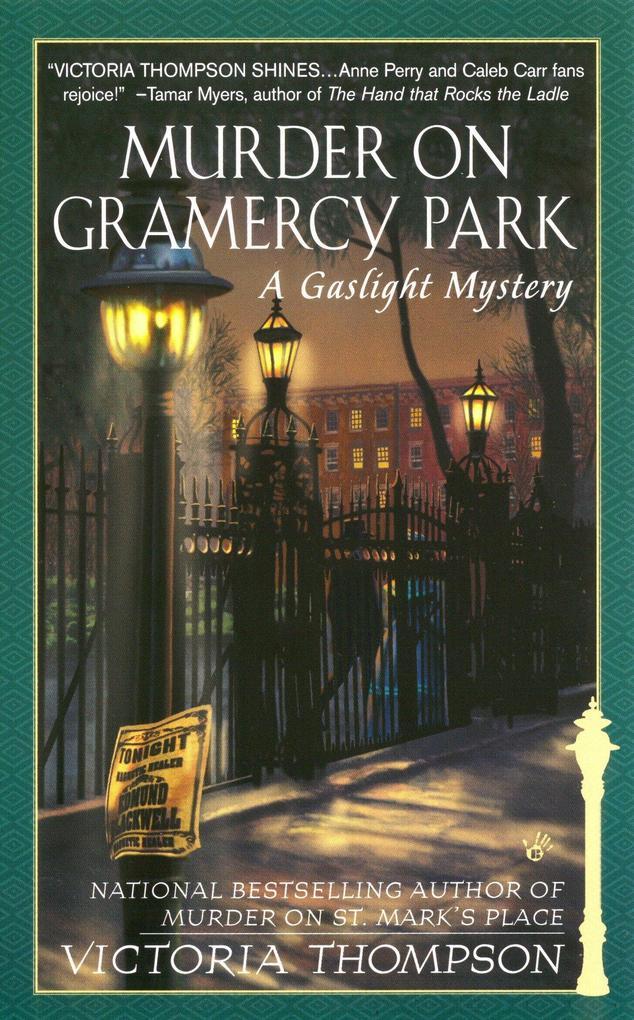 Murder on Gramercy Park als Taschenbuch
