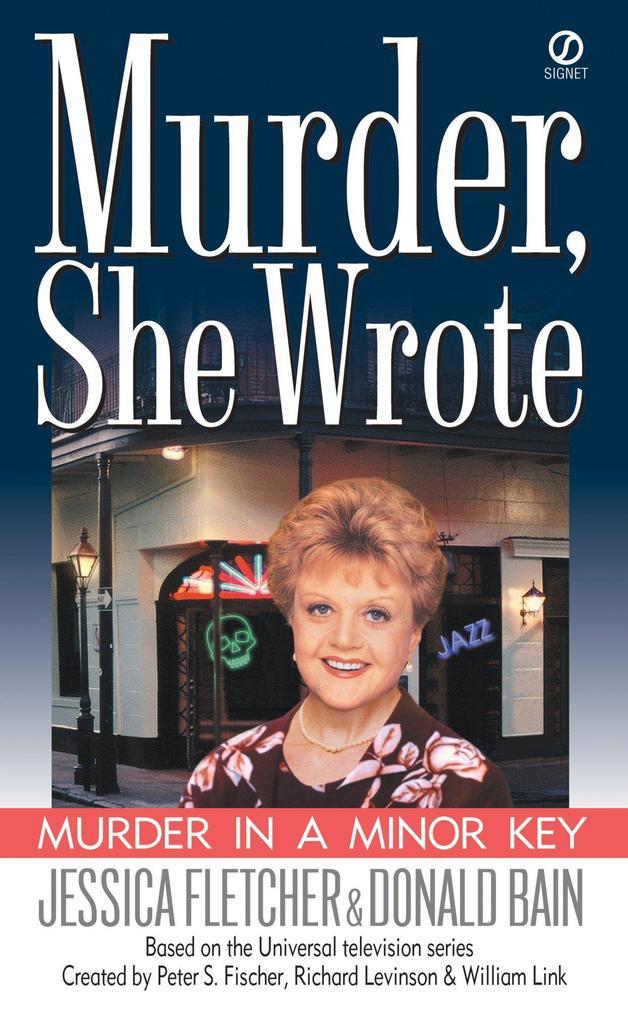 Murder in a Minor Key als Taschenbuch