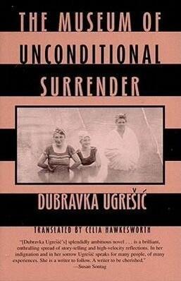 The Museum of Unconditional Surrender als Taschenbuch
