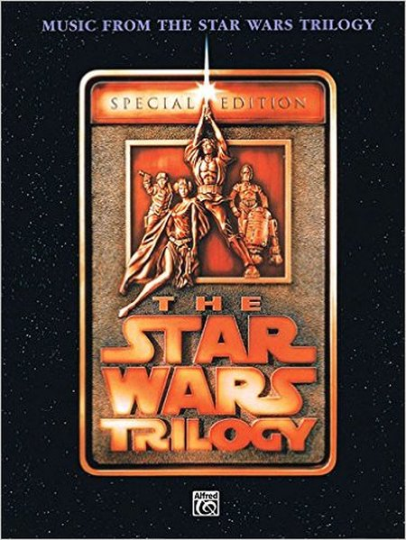 Music from the Star Wars Trilogy - Special Edition als Taschenbuch