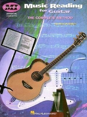 Music Reading for Guitar: Essential Concepts Series als Taschenbuch