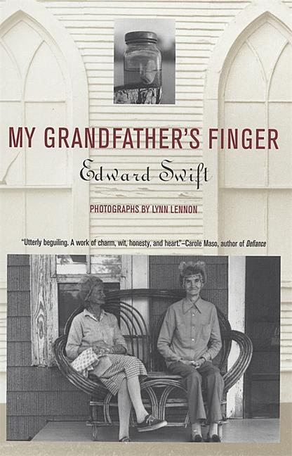 My Grandfather's Finger als Buch