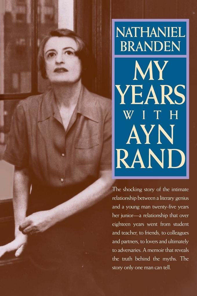 My Years with Ayn Rand als Taschenbuch