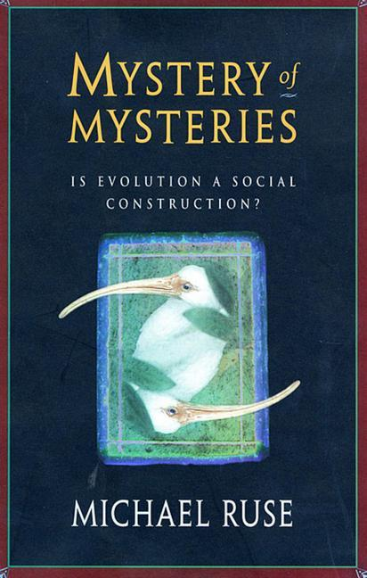 Mystery of Mysteries: Is Evolution a Social Construction? als Taschenbuch