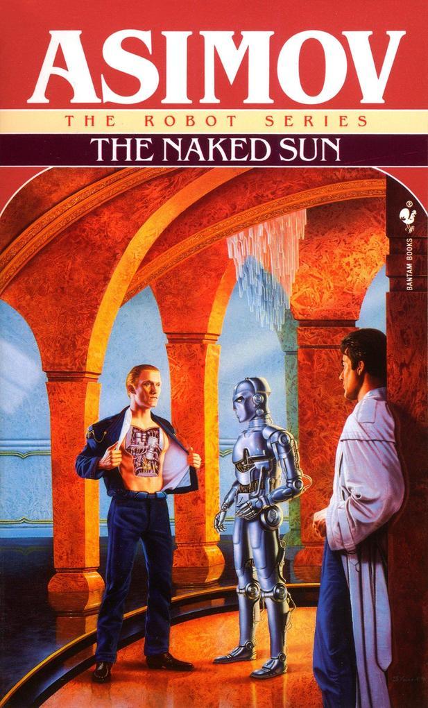 The Naked Sun als Taschenbuch