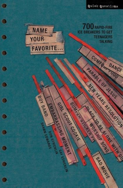 Name Your Favorite als Taschenbuch von Shawn Ed...