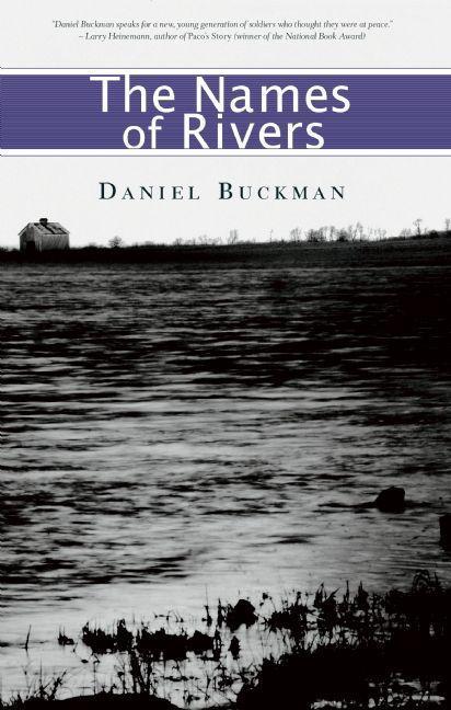 The Names of Rivers als Buch (gebunden)