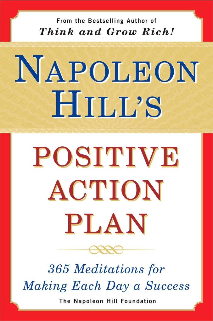 Napoleon Hill's Positive Action Plan als Taschenbuch