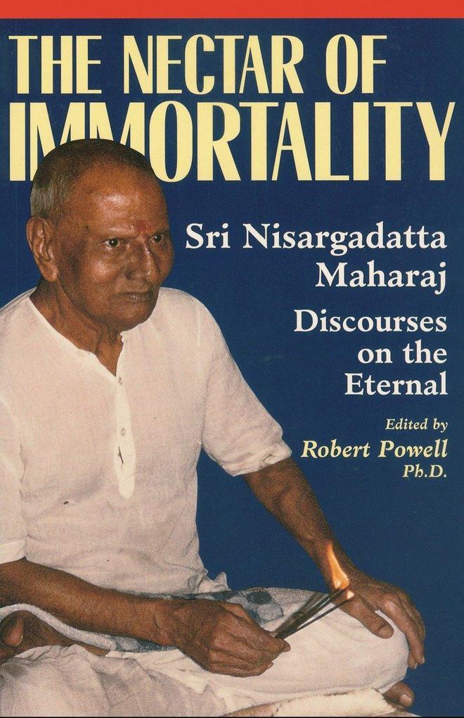 Nectar Of Immortality als Taschenbuch
